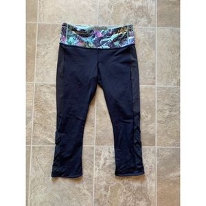 Lululemon | Mesh Criss Cross | Sz 8